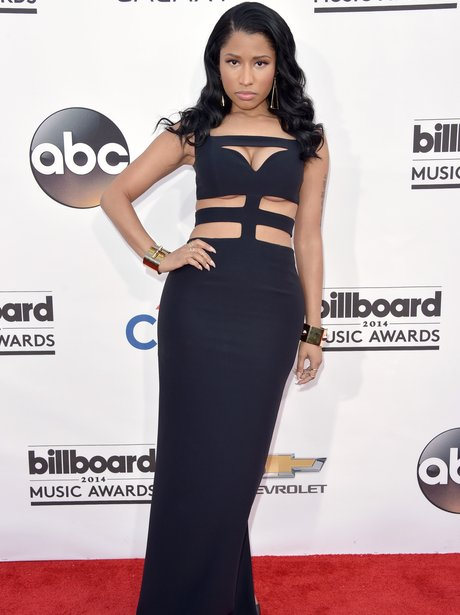 Nicki Minaj  at the Billboard Music Awards 2014