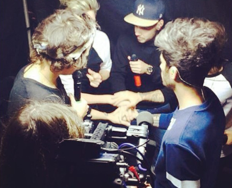 One Direction reveal behind-the-scenes on 'Where We Are' world tour