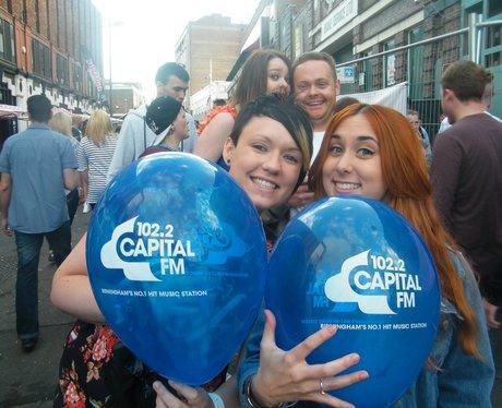 Capital at Birmingham Pride 2014 Album 4