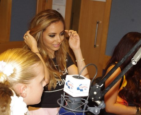 Capital Breakfast: With Little Mix (2nd June 2014)