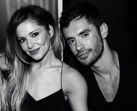 Cheryl Cole with new boyfriend