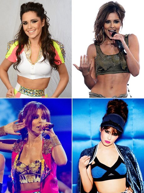 Cheryl Cole Fashion