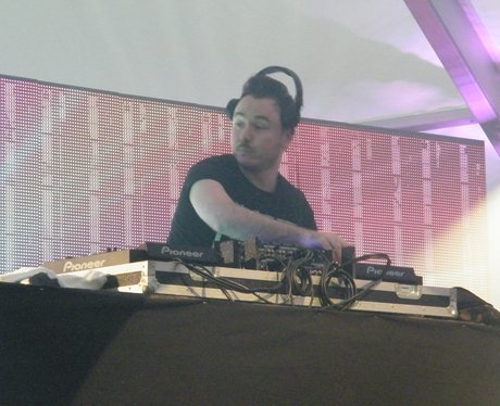 Duke Dumont at Birmingham Pride 2014