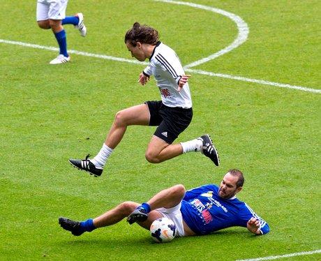 Harry Styles football