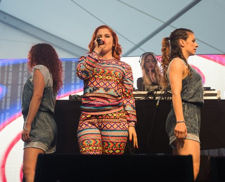 Katy B Live At Birmingham Pride