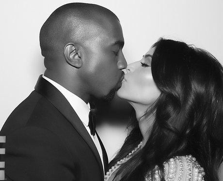 Kim Kardashian and Kany West Wedding 2014