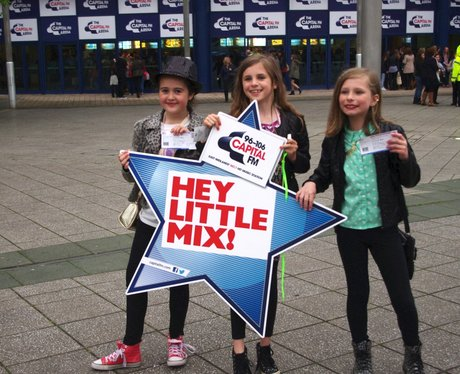Little Mix @ Capital FM Arena 1
