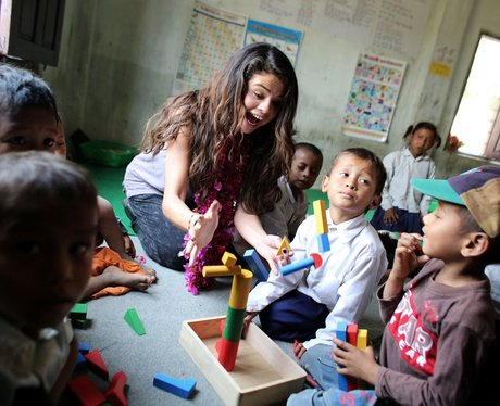 Selena Gomes UNICEF