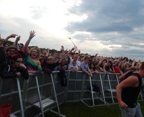Chester Rocks 2014