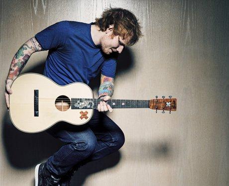 Ed Sheeran Press Shot 2014