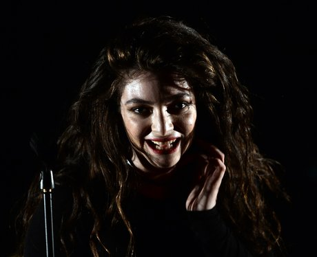 Lorde performs live in Berlin Germany