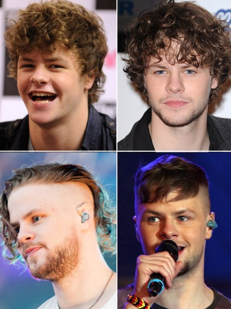 The Wanted Jay McGuinness Hair