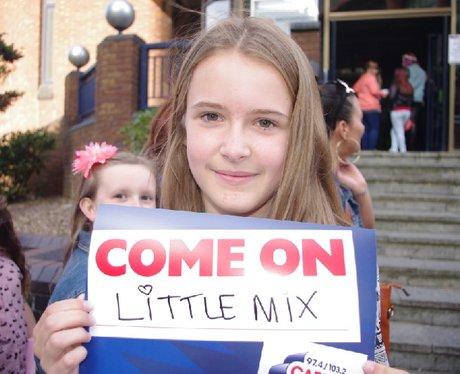Papp'd at Little Mix 05.06.14