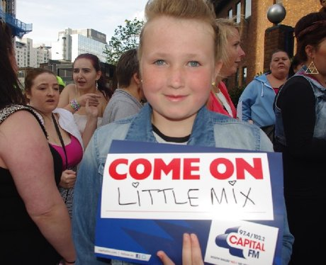 Papp'd at Little Mix 05.06.14