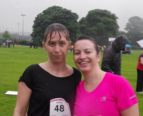 Pretty Muddy - Race For Life