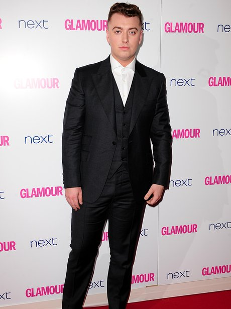 Sam Smith Glamour Women Of The Year Awards 2014