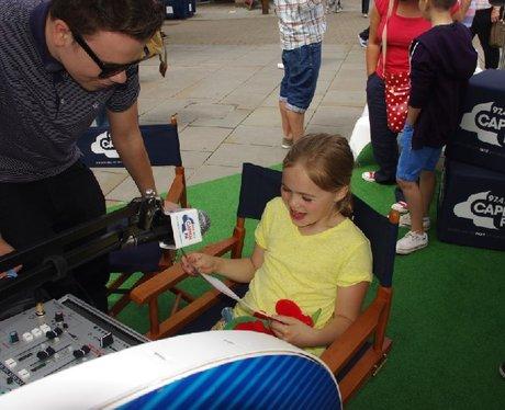 Street Stars: Pop Up Radio At Mermaid Quay (1st Ju