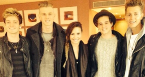 The Vamps Feat  Demi Lovato - 'Somebody To You' - Capital
