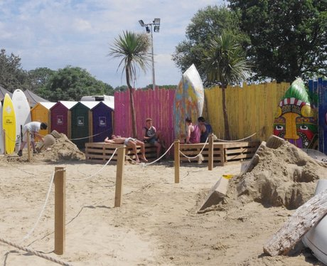 Things To Do at the IOW Festival