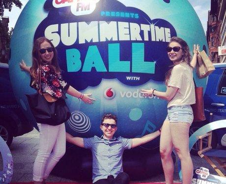 Capital's Summertime Ball - Nottingham