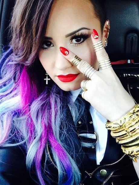 Demi Lovato #ReallyDontCare