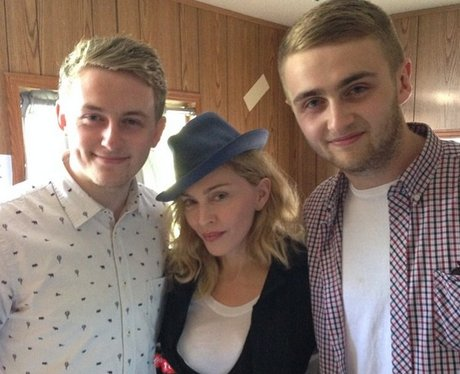 Disclosure And Madonna Instagram