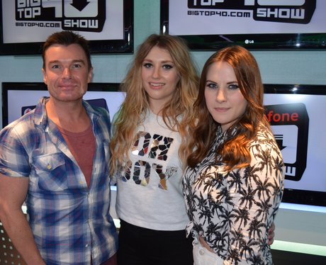 Ella Henderson, Kat Shoob, Greg Burns Big Top 40