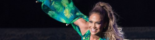 Jennifer Lopez performs live in New York