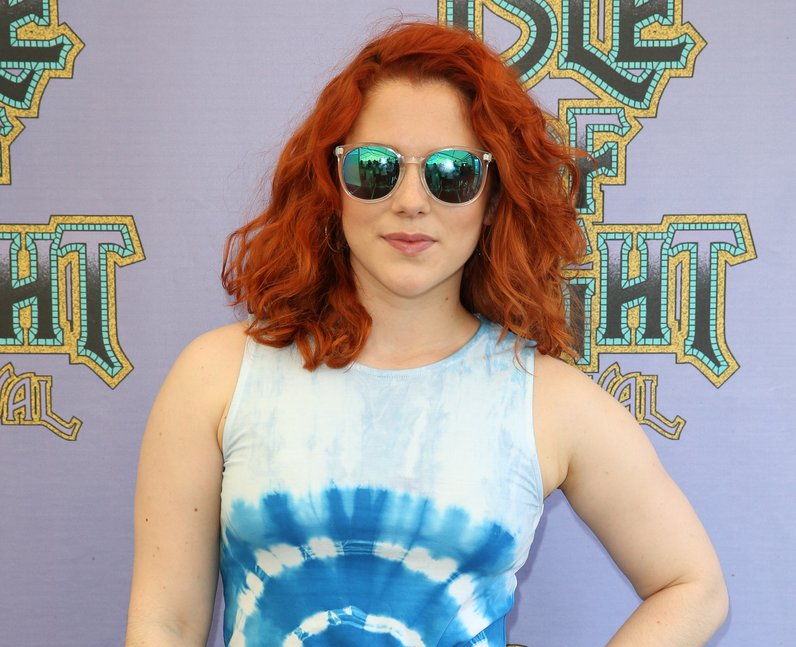 Katy B Isle Of Wight Festival 2014