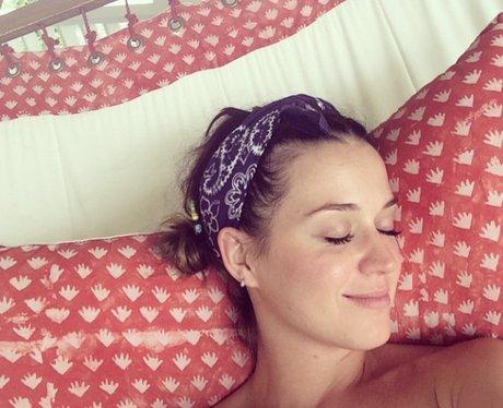 Katy Perry on instagram