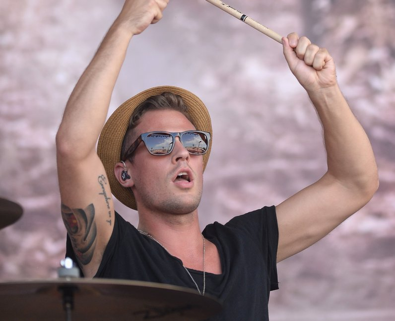 Adam Pitts Isle Of Wight Festival 2014