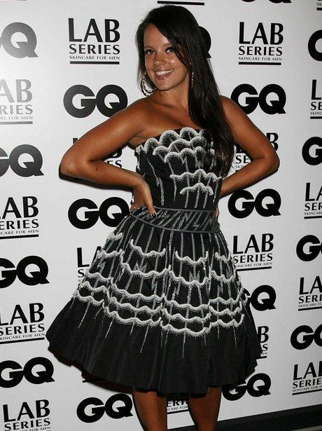 Lilly Allen GQ Awards 2006