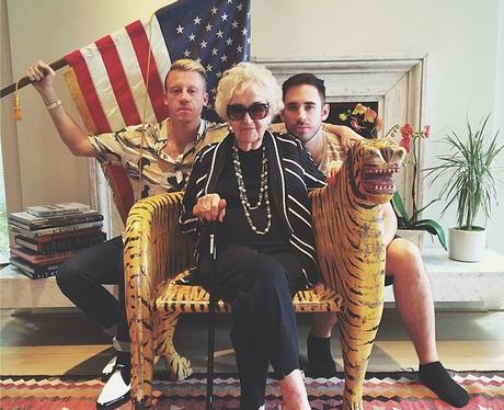 Macklemore Grandma