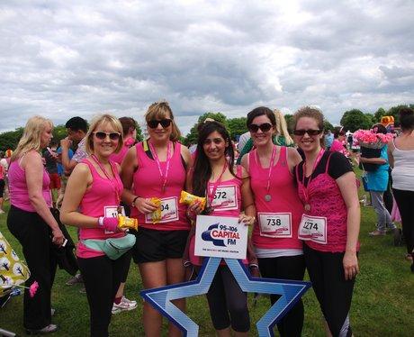 Race For Life - Nottingham 8th June