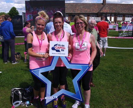 Race For Life - Nottingham 8th June