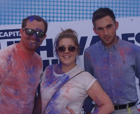 The Colour Festival - Cardiff : Part 2