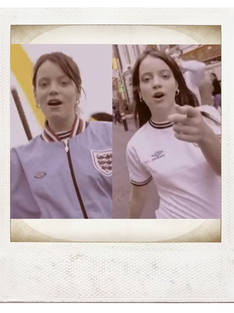 Throw Back Thursday: Lily Allen