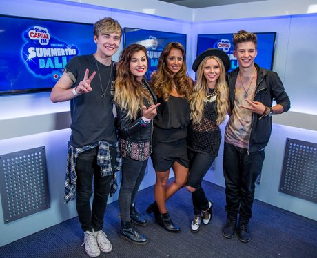 We Are Young Summertime Ball 2014 On Air Intervie