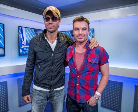 Enrique Summertime Ball One Air Interview 2014