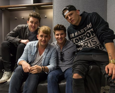 Rixton On Air Interview