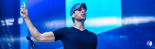 Enrique Iglesias live at the Summertime Ball 2014