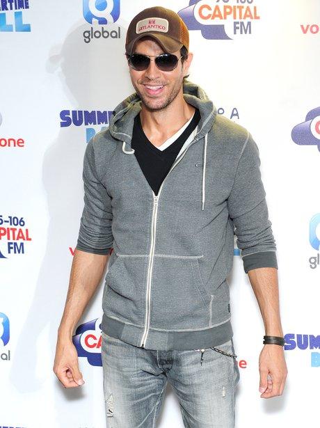 Enrique Iglesias Summertime Ball 2014