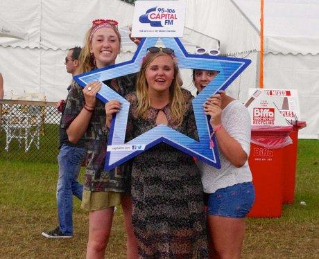 Festival Fashion at the Isle Of Wight Festival 201