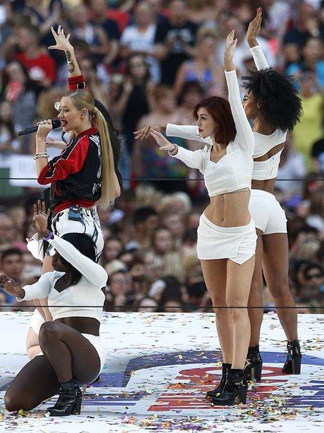 Iggy Azalea Summertime Ball Performance 2014