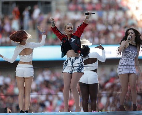 Iggy Azalea Summertime Ball Performance 2014