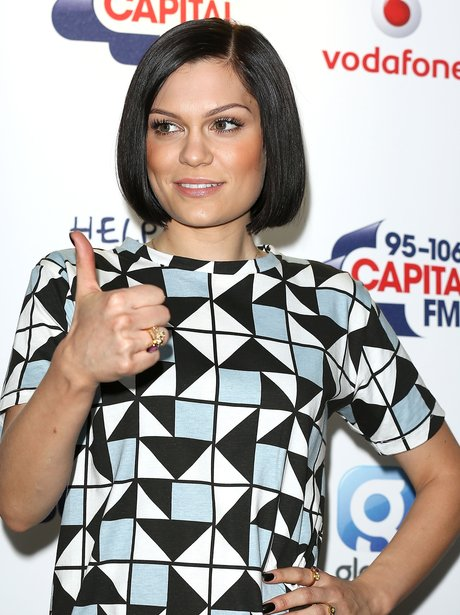 Jessie J Summertime Ball 2014 Arrivals