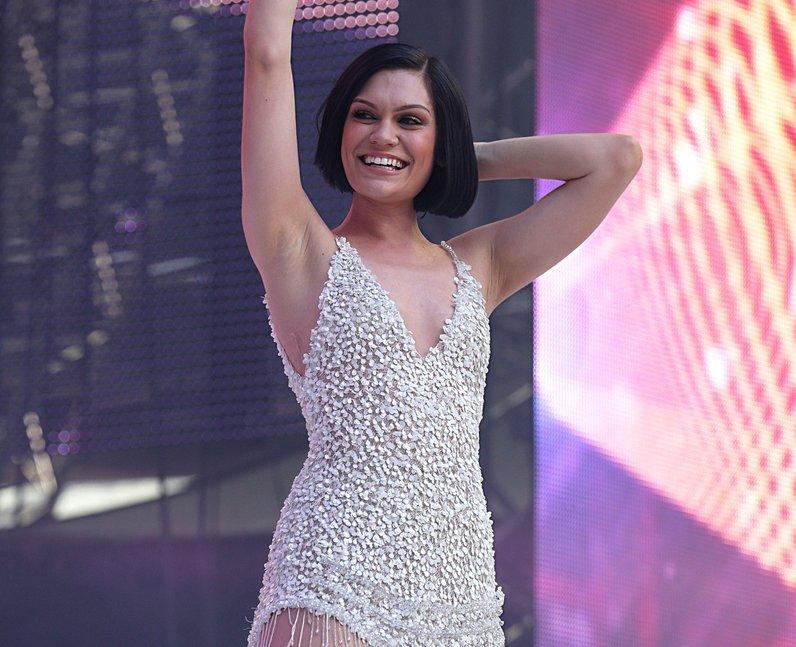 Jessie J Summertime Ball 2014