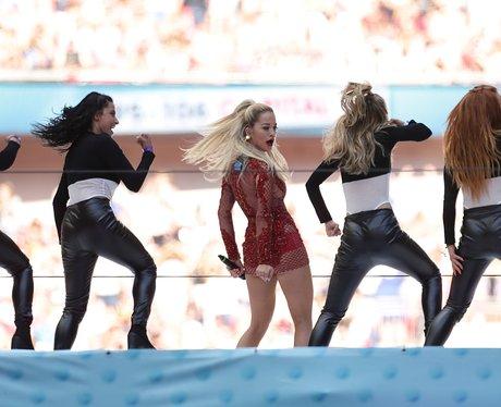 Rita Ora Summertime Ball 2014 Performance
