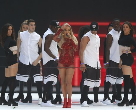 Rita Ora Summertime Ball 2014 Performance