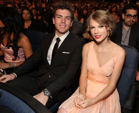 Taylor Swift and Brother Austin